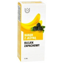 Banan Jeżyna Olejek...