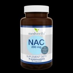 NAC 200mg N-acetylo...