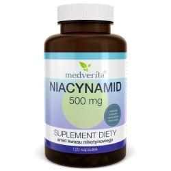 NIACYNAMID 500 mg Niacyna...
